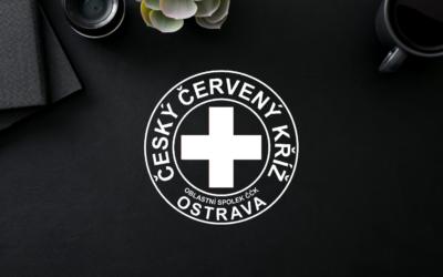 Nový web pro Český červený kříž